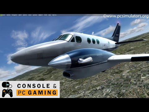 CARENADO C90B KING AIR HD DOWNLOAD FSX P3D - 7Tengo FSX/P3D Repaints