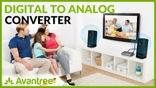 DAC Digital To Analog Converter, Optical / Coaxial Audio To RCA, Volume Control