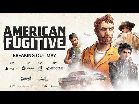 American Fugitive - Official Gameplay Trailer thumbnail