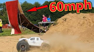 **1hr Special** World's most Extreme RC Car Bashing Event