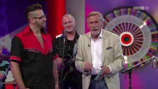 The Shakin Cadillacs - Shake it Up (Brieflos Show 2016)