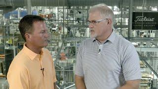 Titleist Golf Club Manufacturing Plant Tour