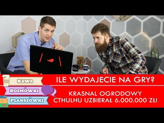 Gry planszowe uWookiego - YouTube - embed 61sJyXX3j74