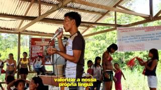 Primeiro Campeonato na Língua Paumari - 2014