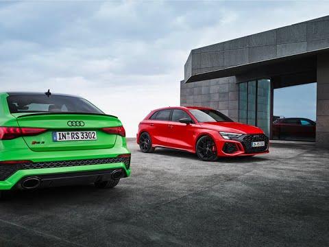 適合日常使用無與倫比的運動性能!全新世代Audi RS 3正式發佈