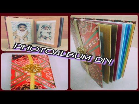 Make Your Own Photo Album | DIY