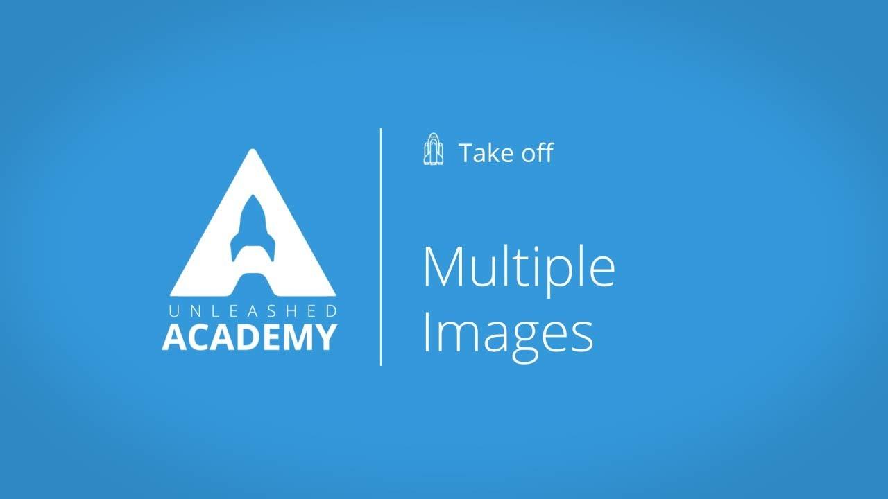 Multiple Images YouTube thumbnail image