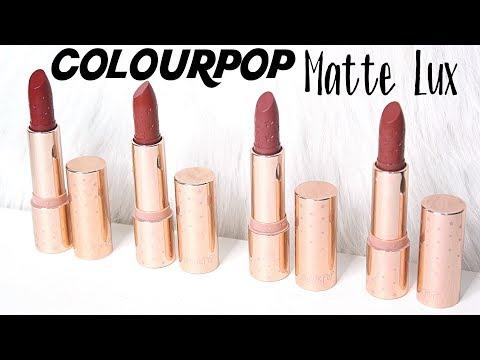 Crème Lux Lipstick by Colourpop #8