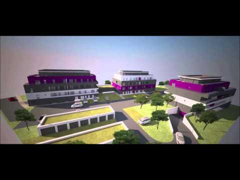 Vidéo du projet Sierentz - 63 Logements