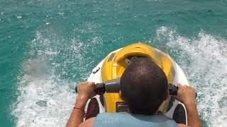 preview picture of video 'Jet Ski Rental at the Beach by Atlantis - Nassau, Bahamas'