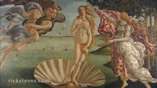 preview picture of video 'Florence, Italy: The Uffizi Gallery'
