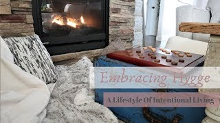 How To Embrace A Hygge Lifestyle