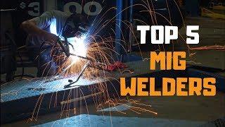 Best MIG Welder in 2019 - Top 5 MIG Welders Review