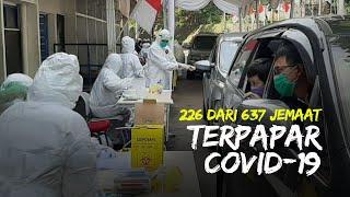 Ikuti Acara Keagamaan di Lembang Bandung, Sebanyak 226 dari 637 Terpapar Covid-19