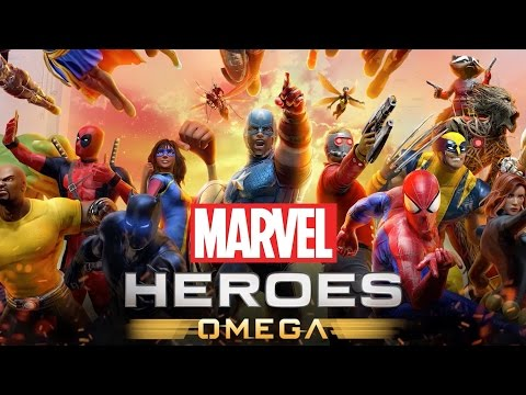 Marvel Heroes Omega - PS4 Closed Beta Trailer