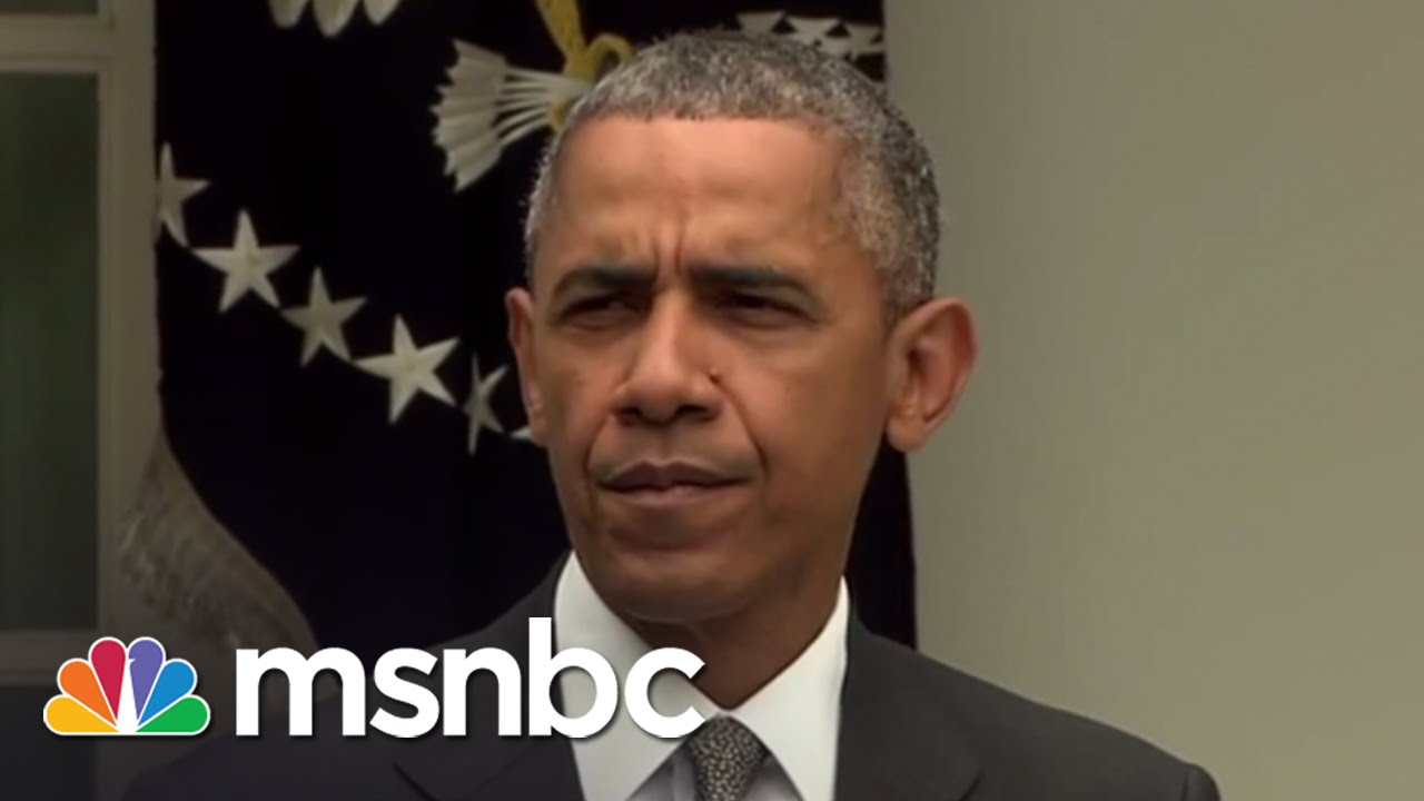 Obama: 'Affordable Care Act Is Here To Stay'   msnbc thumbnail