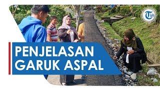 Ini Penjelasan Anggota DPR Garuk Aspal hingga Hancur di Aceh Tengah