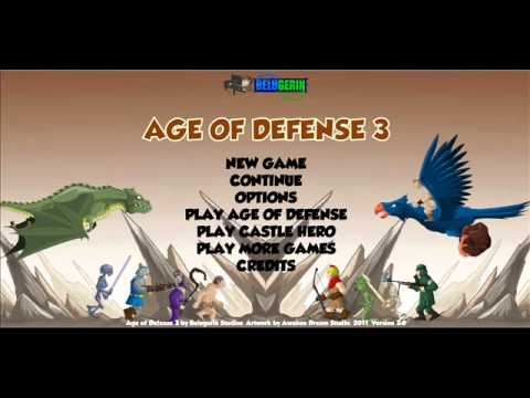 Music age of defense