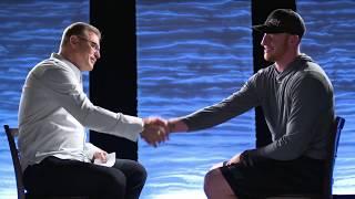 Carson Wentz Philadelphia Eagles Quarterback - FOX interview