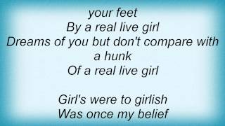 Barry Manilow - Real Live Girl Lyrics_1
