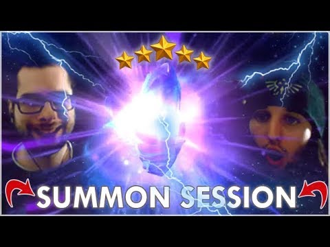 SUMMON SESSION AVEC JIRAYA !! MIGHT AND MAGIC : ELEMENTAL GUARDIANS
