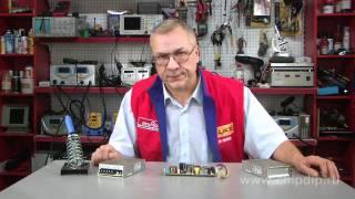 ШИМ - контроллер с управлением по току в ...