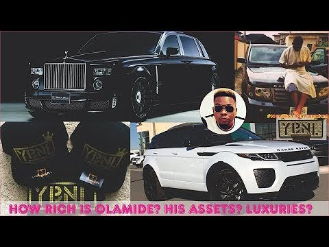 How Rich Is Olamide All Olamide S Mansion Sources Of Income
