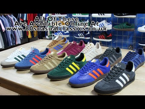 80s Casual Classics Adidas Collection, Samba, Jeans MK2, Bermuda And New York Mp3