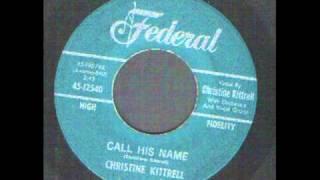 Christine Kittrell - Call his name - R&B Dancer.wmv