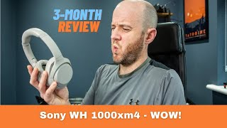 Sony WH 1000xm4   3-month review   Mark Ellis Reviews
