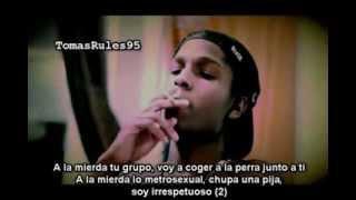 A$AP Rocky - Demons Subtitulado Al Español (Con Explicaciones)