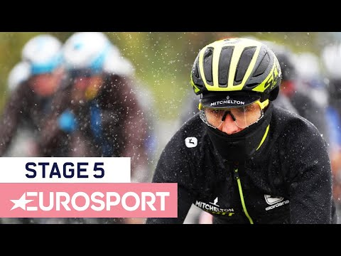 Video | Samenvatting etappe 5 Giro d'Italia