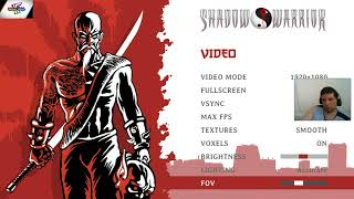 2037 - SHADOW WARRIOR CLASSIC REDUX 1080P HD GAMEPLAY