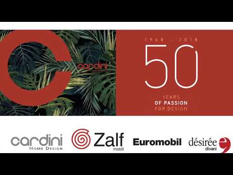 CARDINI Home Design 50° by GRUPPO EUROMOBIL