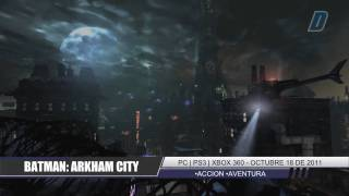 Minisatura de vídeo nº 1 de  Batman: Arkham City