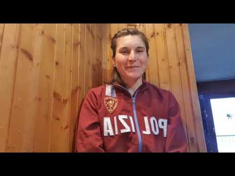 Giro d'Onore 2020 - Il saluto di Elisa Longo Borghini