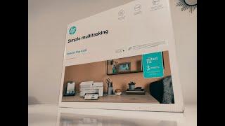 UNBOXING #2 HP DeskJet Plus 4120 Multifunktionsdrucker