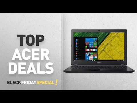 Walmart Top Black Friday Acer Deals: Acer A315-51-380T 15.6
