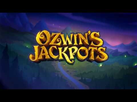 Ozwin's Jackpots från Yggdrasil Gaming