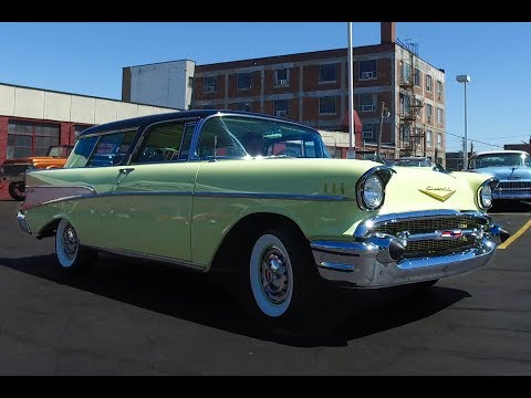 Video of '57 Nomad - LEMF