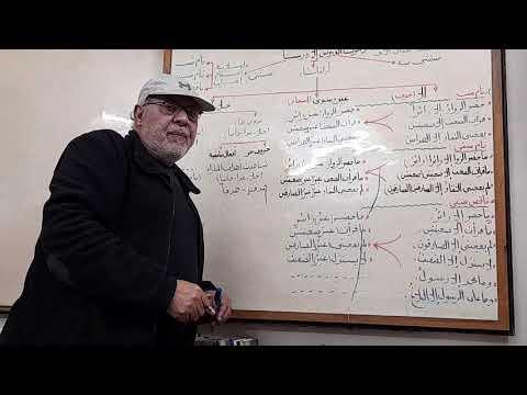 talb online طالب اون لاين نحو- أسلوب الاستثناء (الترم الثانى) للصف الاول الثانوى (الجزء الثانى) عبد الناصر السيد