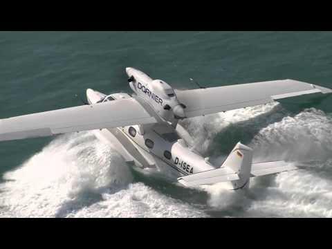 Dornier Seastar Amphibious Aircraft