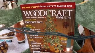 The 12 Tools Of Christmas  Tool 12 Handcrafted Holidays With Woodcraft Magazine