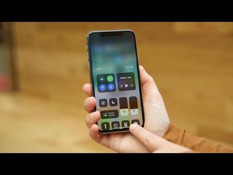 Los nuevos gestos de navegación del iPhone X