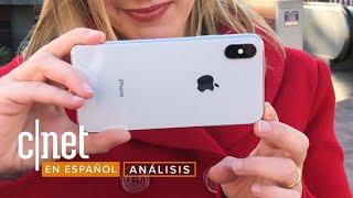 La cámara del iPhone X brilla en todo su esplendor