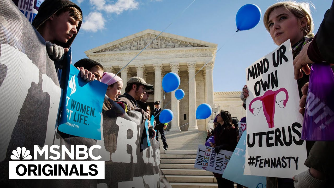 Is Texas' Abortion Law An Undue Burden On Women? | MSNBC thumbnail