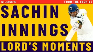 Sachin Tendulkar's Final Innings - Highlights | MCC vs ROW Lord's Bicentenary Celebration Match
