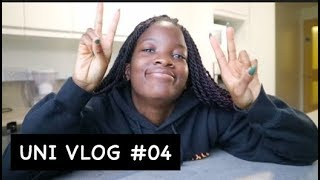 UNI VLOG #04 | A WEEK BACK IN UNI