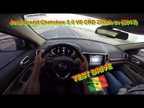 JEEP Grand Cherokee 3.0 V6 CRD 250ch Limited Euro6D BVA8