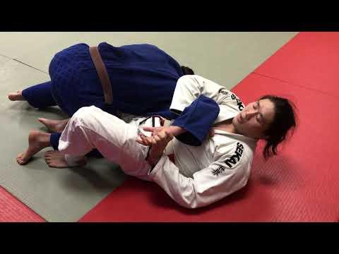 Kimura Bjj or ude garami Judo by Shintaro Higashi